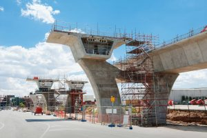 Bridge Under Construction Image