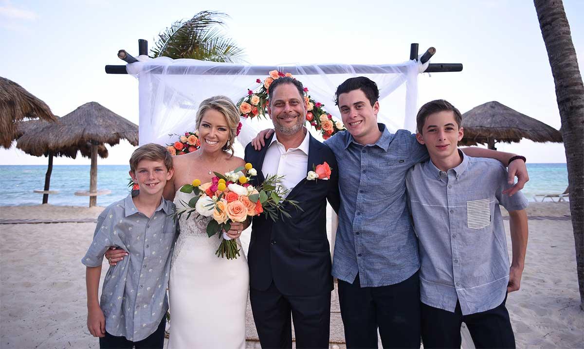 mark-miletello-family